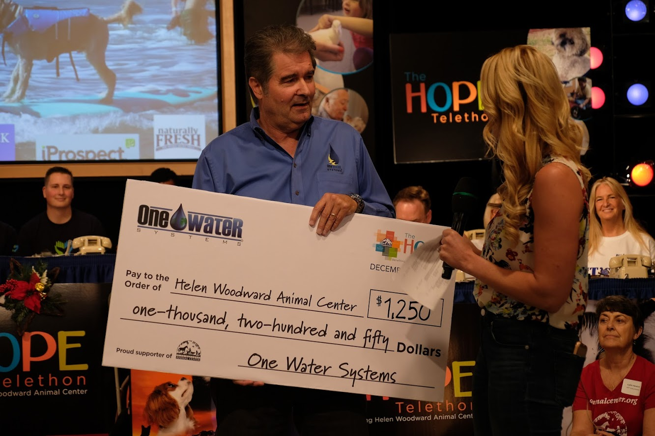 One Water Systems Check Presentation 1