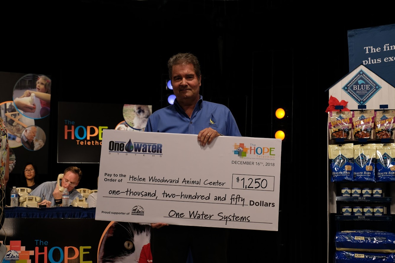 One Water Systems Check Presentation 2