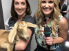 Allie Wagner with Millie and her handler Savannah!