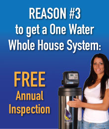 Home water filter Carlsbad